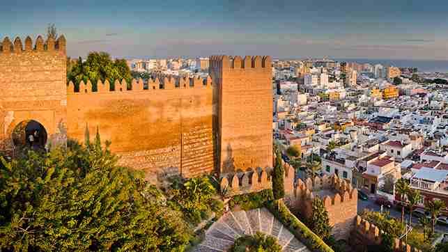 Estaciones ITV Almería