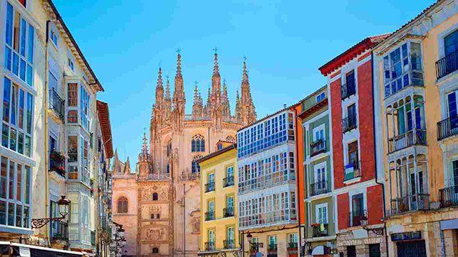 Burgos. estaciones ITV
