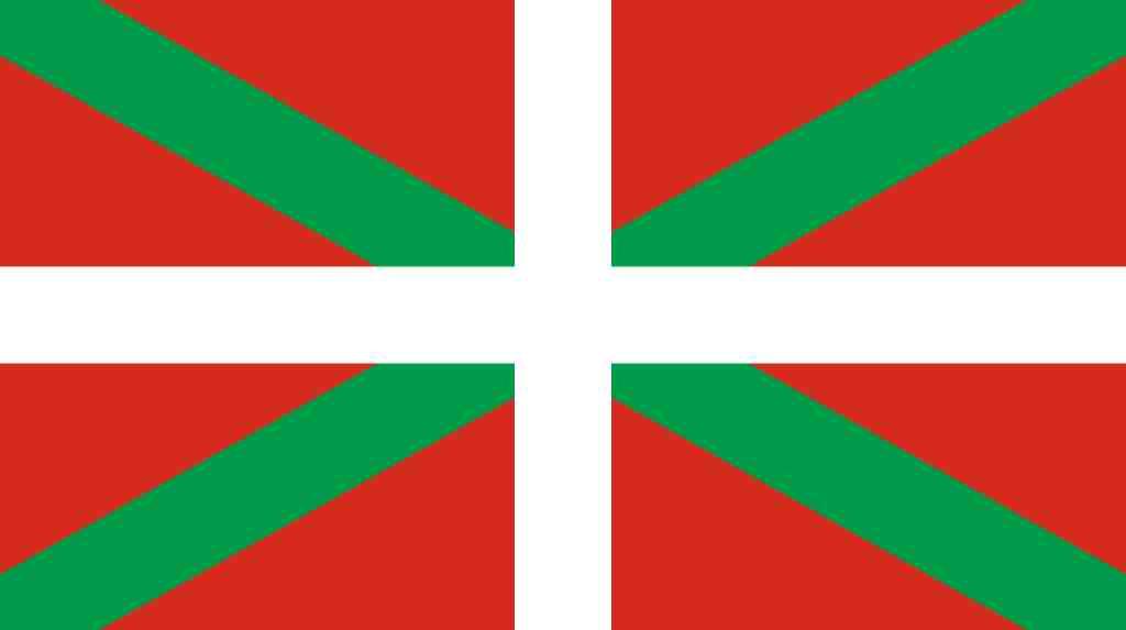 Bandera Pais vasco