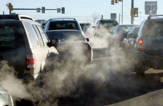 humo coches