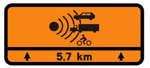 aviso de radares de tramo