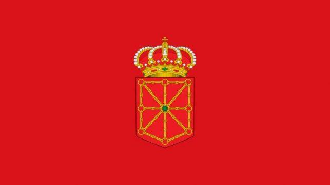 Bandera comunidad de Navarra