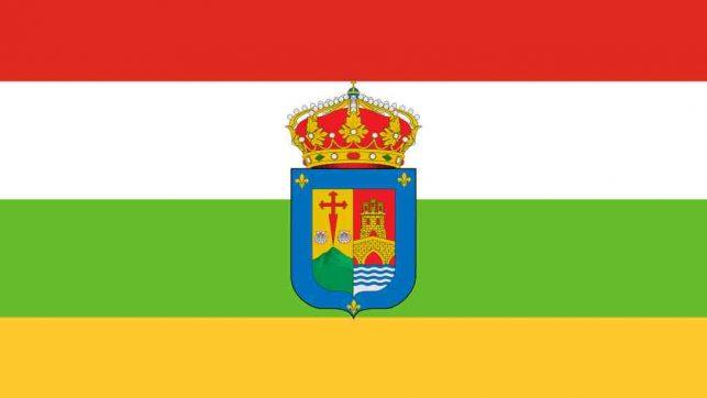 Bandera comunidad de la rioja