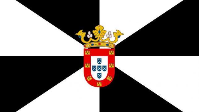 bandera comunidad de Ceuta
