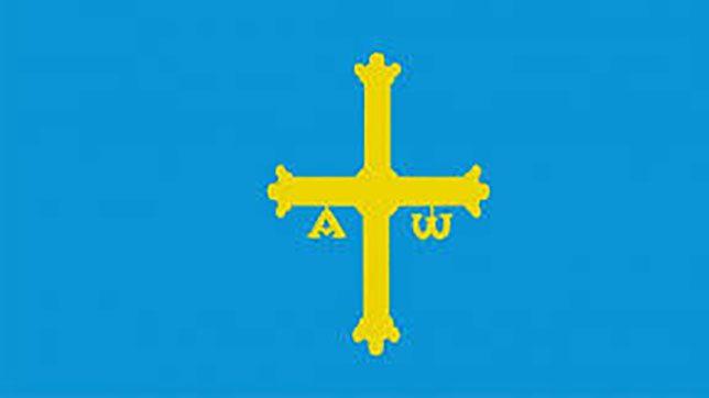bandera comunidad de asturias